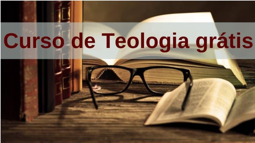 Resultado de imagem para Curso Gratuito de Introdução a Teologia
