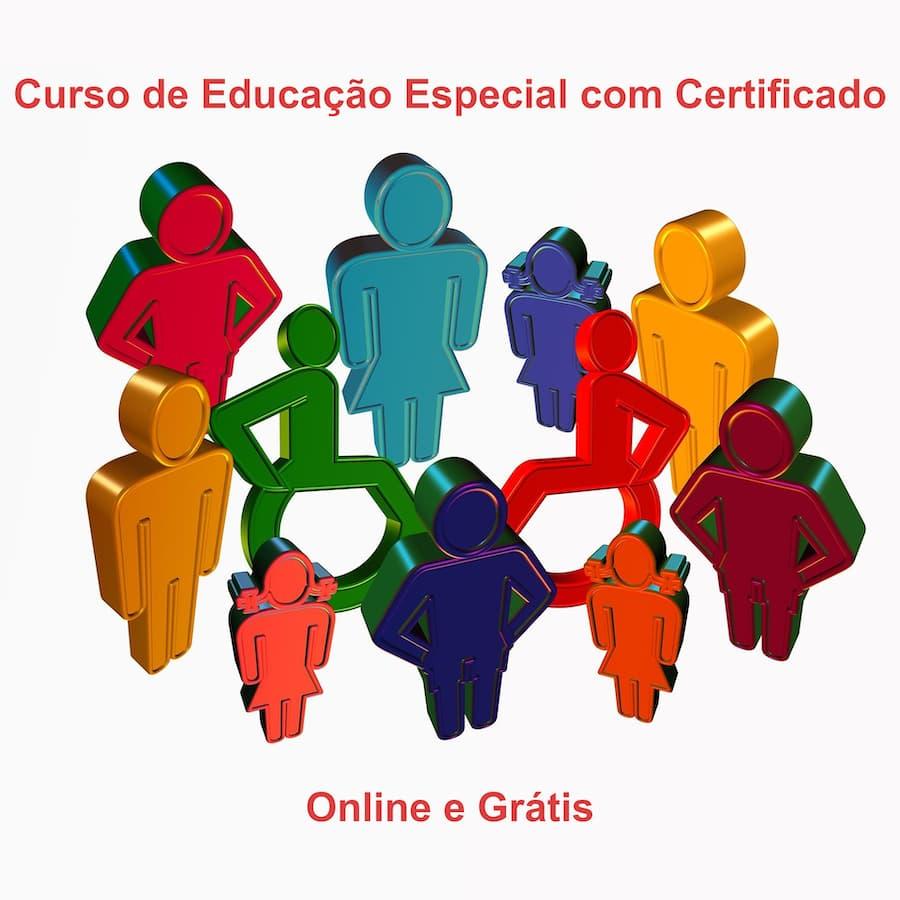 Curso de educação especial online grátis